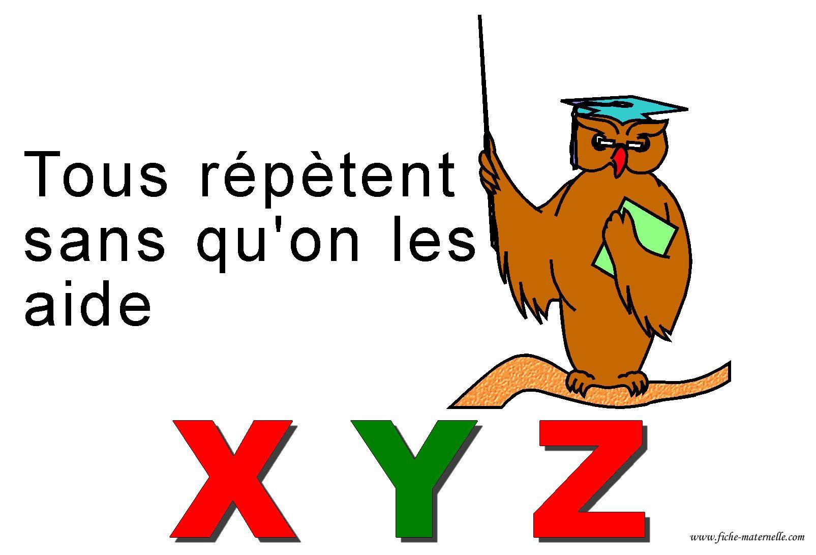 Comptine Alphabetique Pour Apprendre Les Lettres De L pour Comptine De L Alphabet