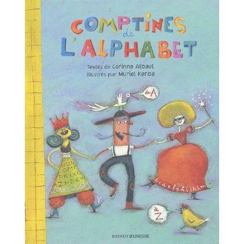 Comptines De L'Alphabet | Rakuten dedans Comptine De L Alphabet