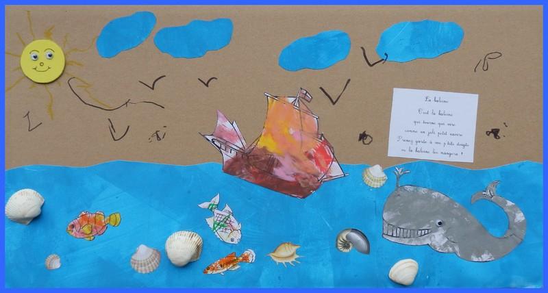 Comptines Illustrees | Assistante Maternelle Agréée À avec Comptine La Baleine Qui Tourne Qui Vire