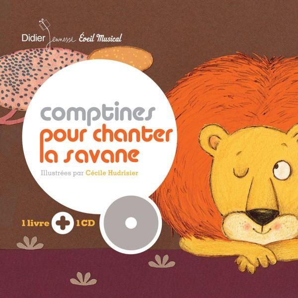 Comptines Pour Chanter La Savane … | Comptines, Savane à Comptine Du Soir