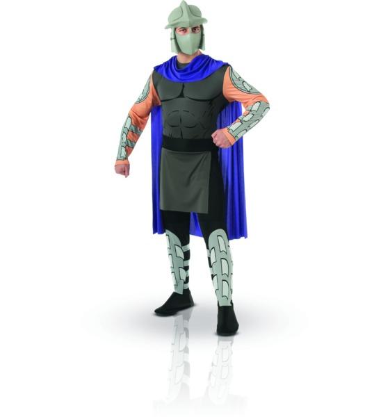 Costume Homme Combinaison Tortue Ninja Shredder T.u encequiconcerne Tortue Ninja Shredder