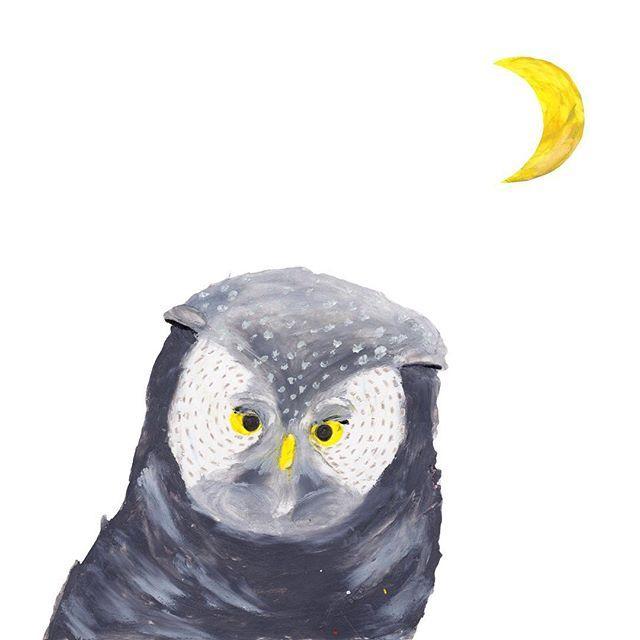 Coucou, Hibou! #Drawing #Illustration #Illust #Comptine # destiné Comptine Coucou Hibou