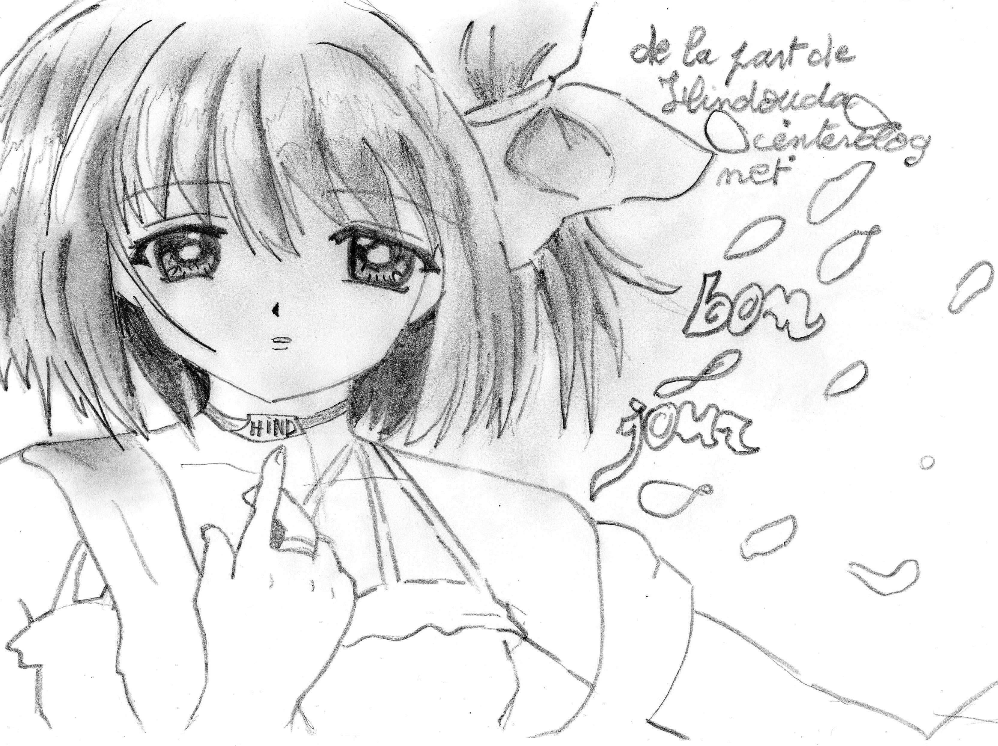 Cousin Coloriage De Miku Hatsune A Imprimer | Meilleur dedans Manga Dessin A Imprimer
