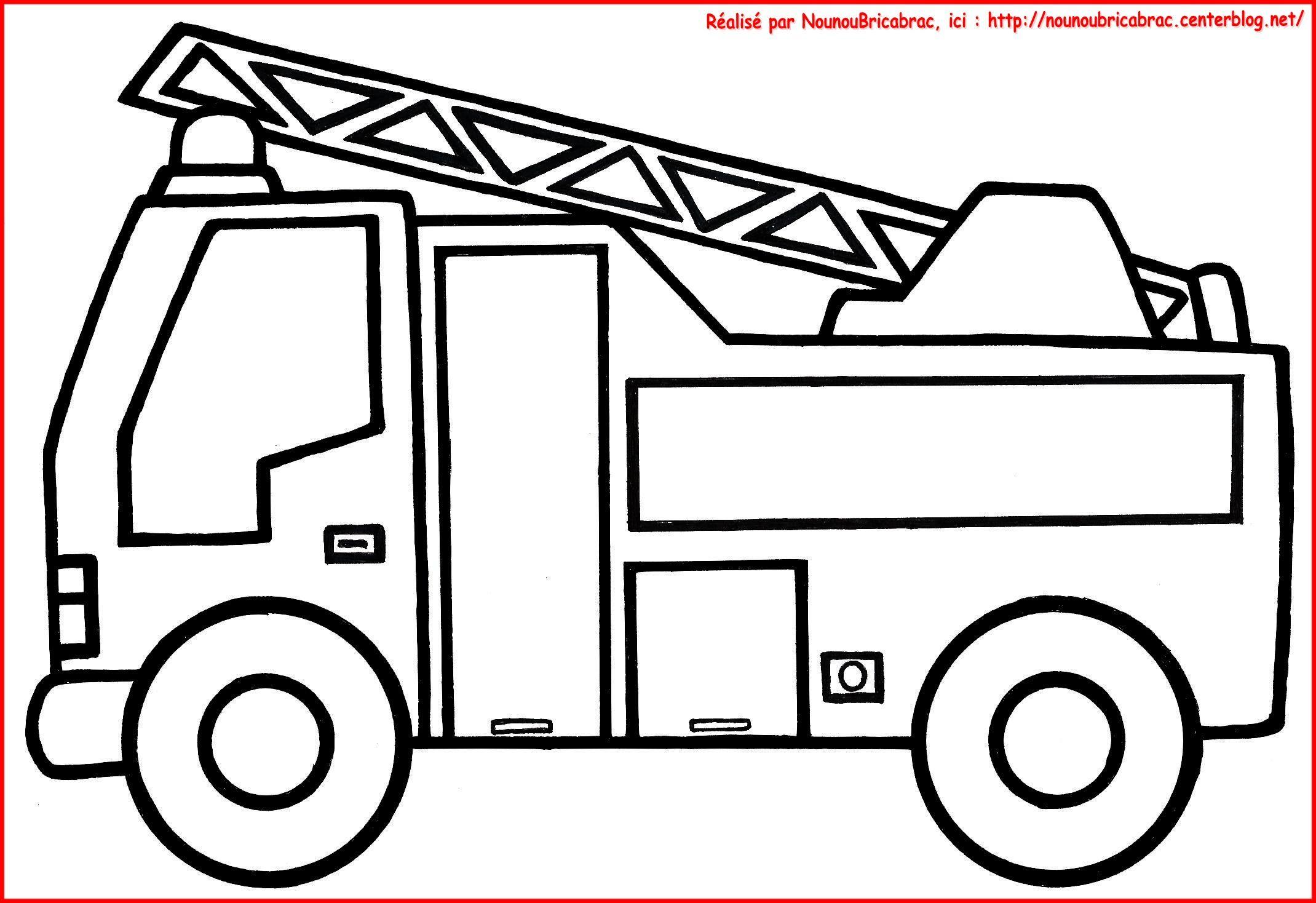 Cousin Coloriage Engin De Chantier A Imprimer Gratuit avec Coloriage Camion À Imprimer