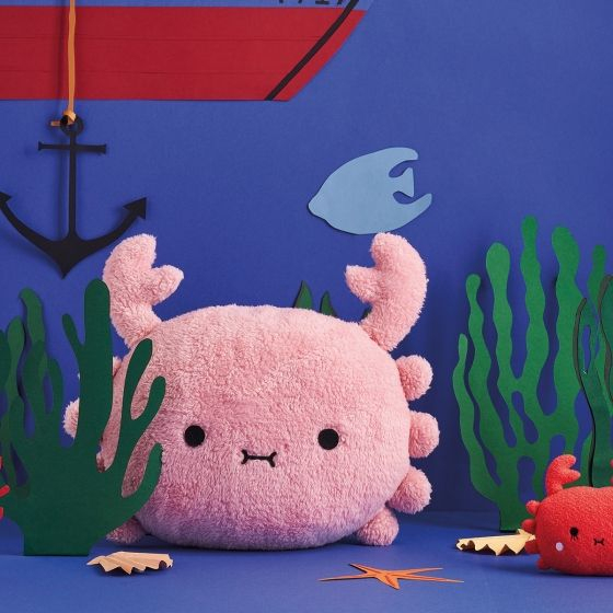 Crabe Noodoll - Les Petits Raffineurs | Crabe, Peluche concernant Les Petits Raffineurs