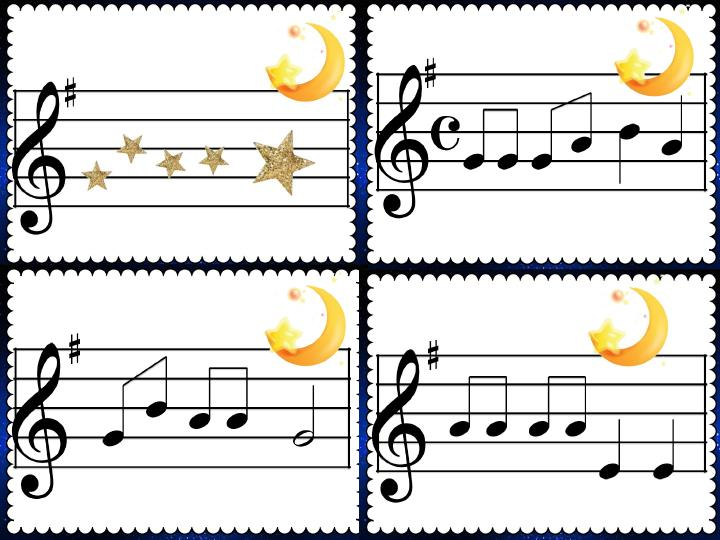 Creative Solfege - Креативное Сольфеджио: Au Clair De La encequiconcerne Au Clair De La Lune Lyrics
