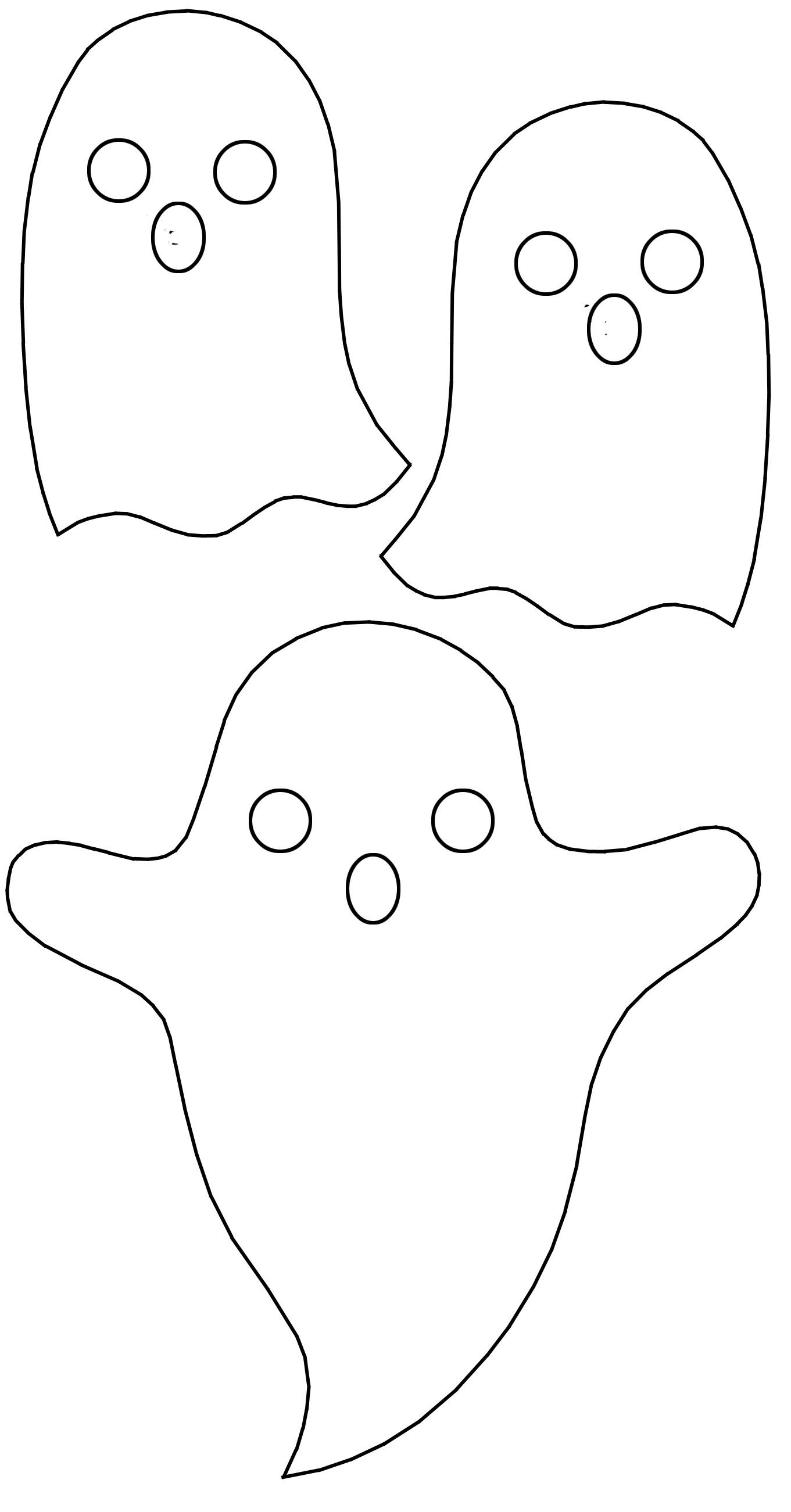 Créer De Terrifiant Marque-Page Fantôme   L'Atelier Canson encequiconcerne Dessin Fantome