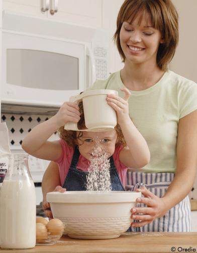 Cuisiner (Facile Et Rapide) Des Desserts Avec Les Enfants serapportantà Cuisiner Avec Des Enfants