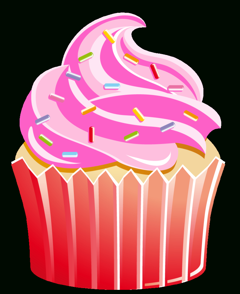 Cupcake Clipart Free Download | Clipart Panda - Free intérieur Cup Cake Dessin