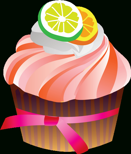 Cupcake : Dessin Couleur intérieur Cup Cake Dessin