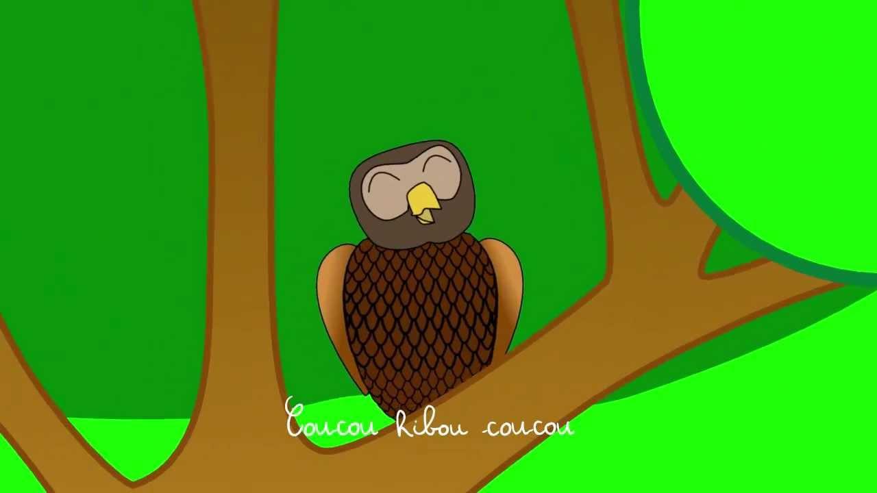 Dans La Forêt Lointaine - à Coucou Hibou Chanson