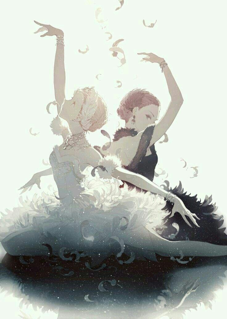 Danseuses | Art Anime Fille, Art Anime, Photo Dessin dedans Dessin Animé Danseuse
