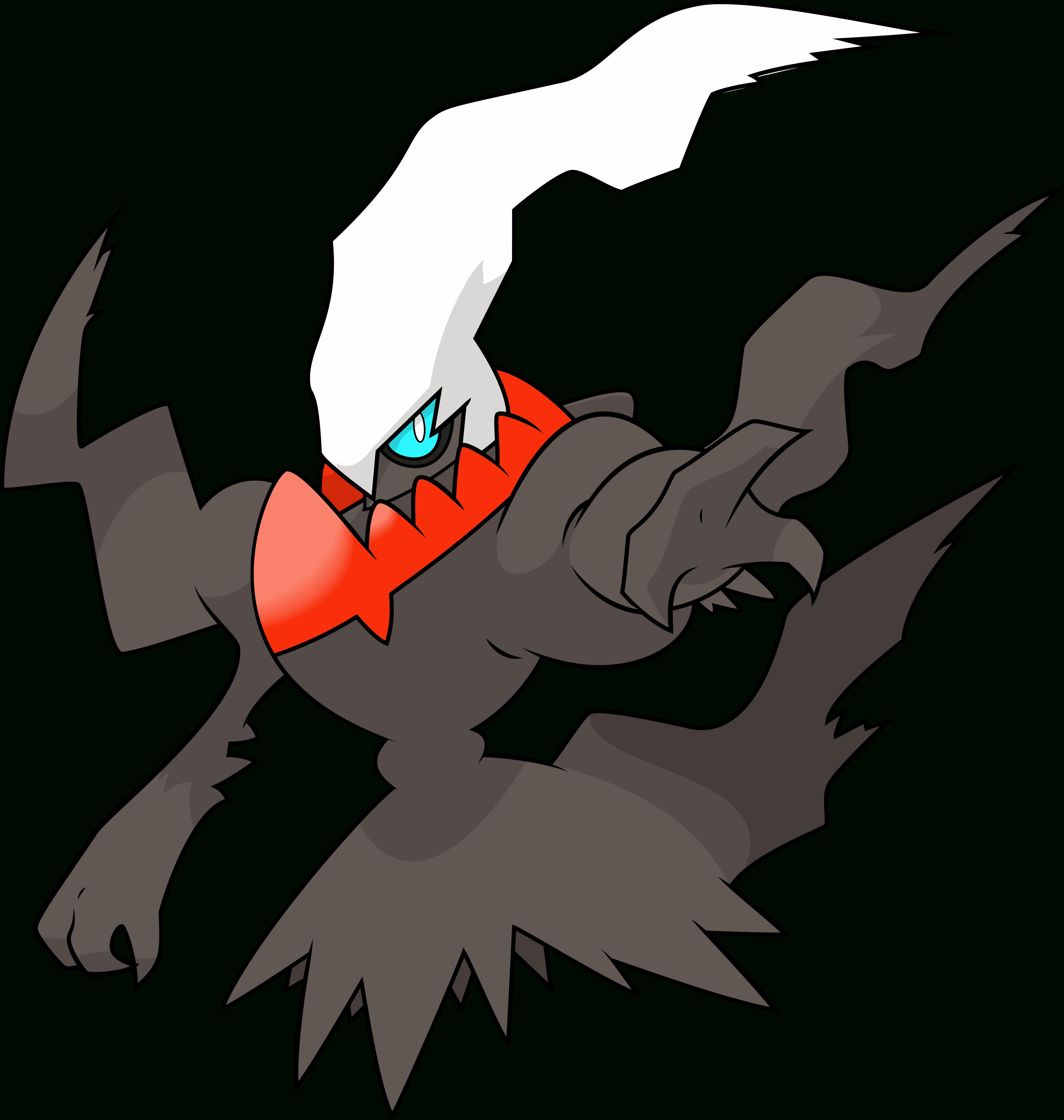 Darkrai Pokemon Legendaire serapportantà Coloriage A Imprimer Pokemon Legendaire
