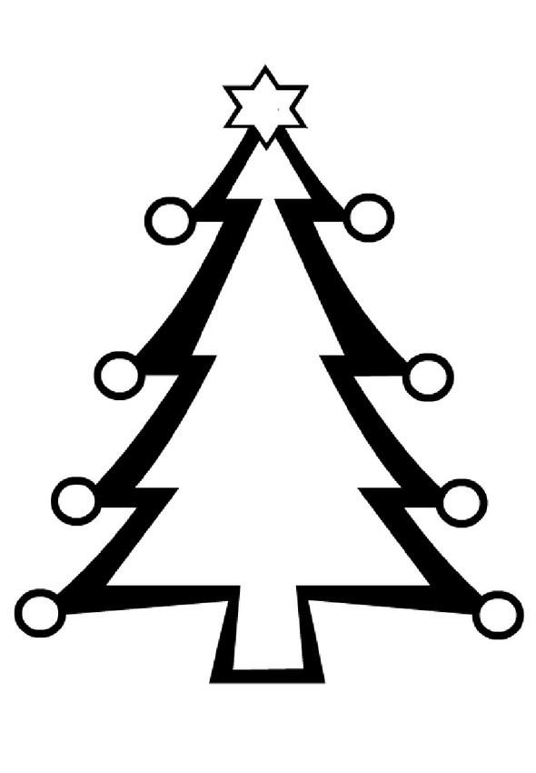 Decoration De Noel En Papier Vitrail avec Modele De Sapin De Noel A Imprimer