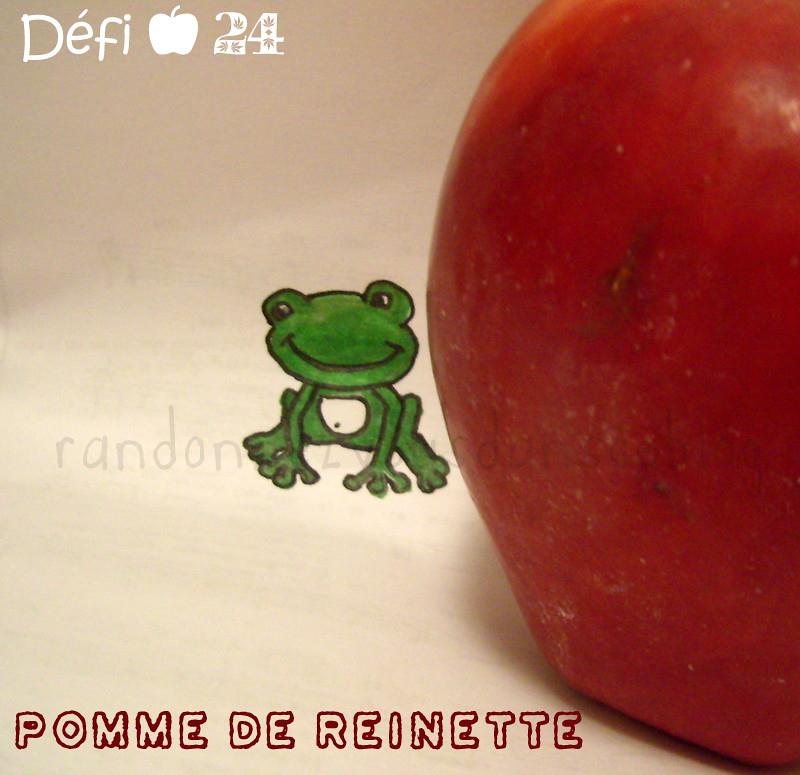 Défi Pomme 24 | Pomme De Reinette Par Clara (Idée, Dessin destiné Pomme De Renette