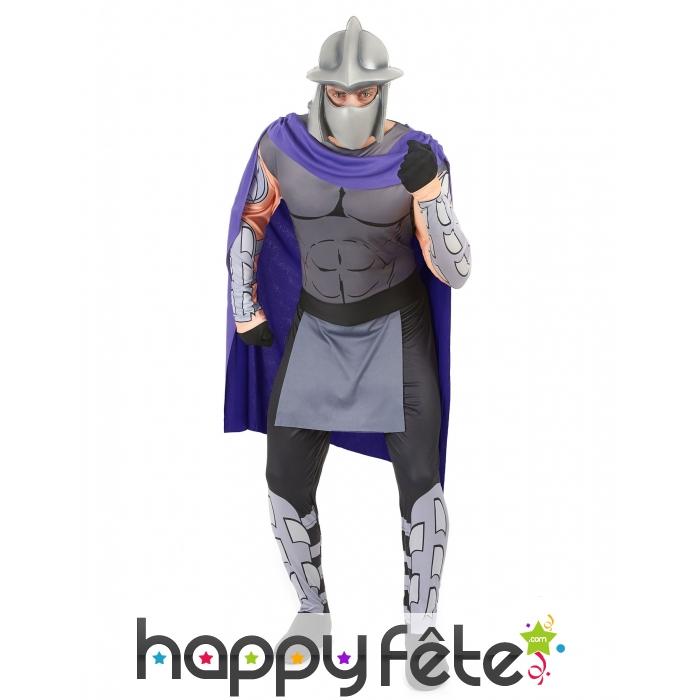 Déguisement De Shredder Pour Homme, Tortues Ninja intérieur Tortue Ninja Shredder