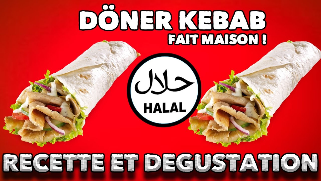 Dégustation : Recette Doner Kebab (Grec) Fait Maison - tout Recette Chamallow Maison