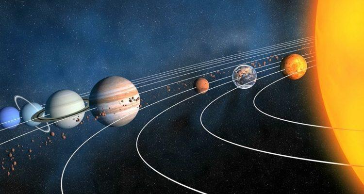 Des Astronomes Ont Découvert L'Objet Du Système Solaire Le concernant Syst?Me Solaire