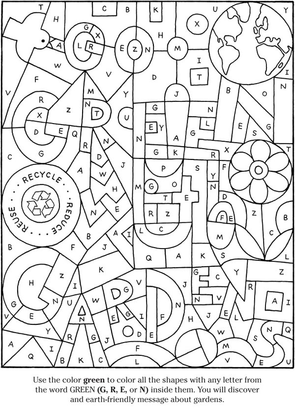 Des Coloriages Pour La Journée De La Terre - Cabane À Idées serapportantà La Fete De La Musique Coloring Book