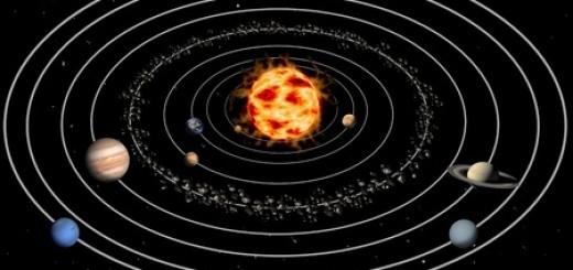 Description Du Système Solaire - Ciel Et Espace serapportantà Syst?Me Solaire