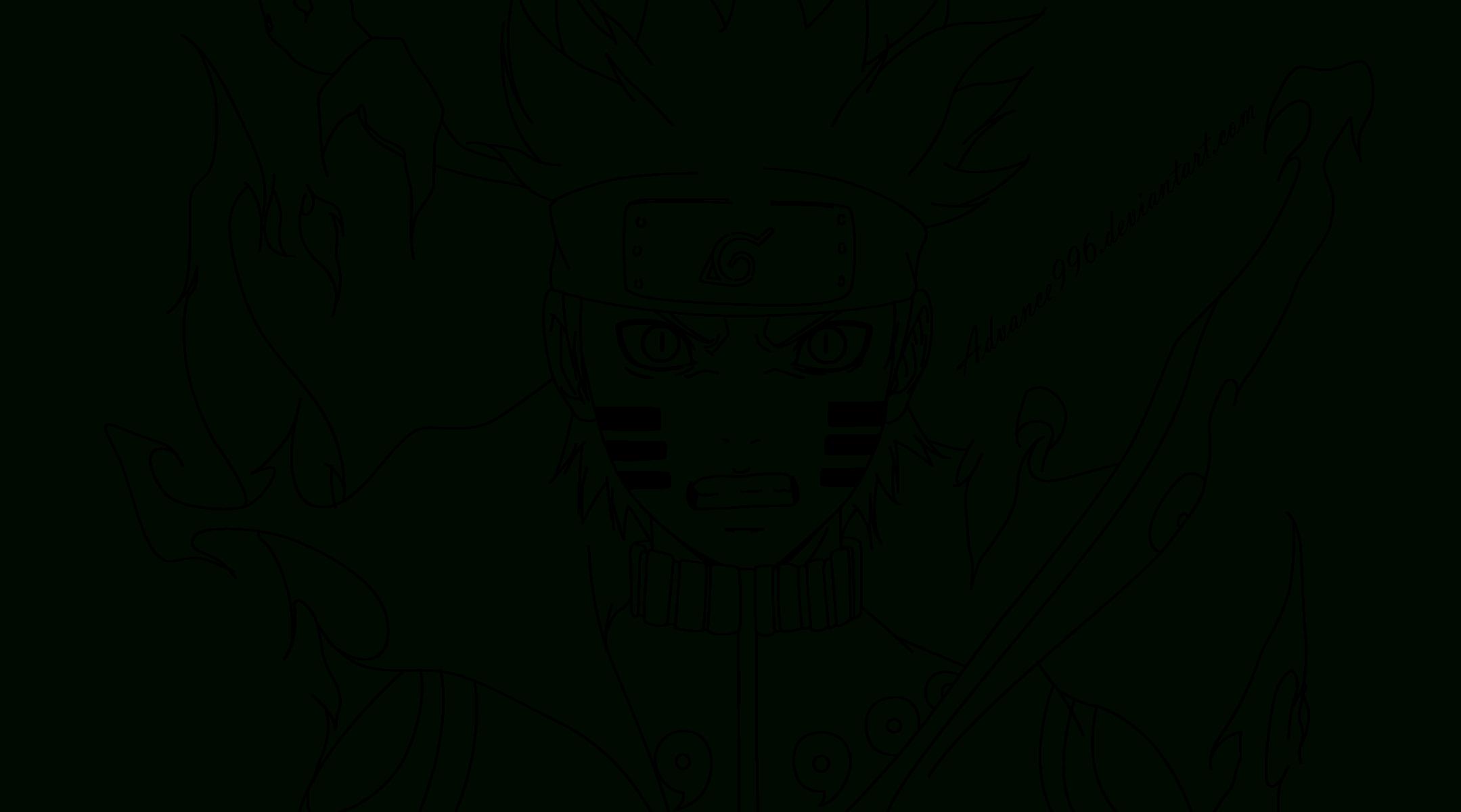 Desenho Para Colorir Naruto Hokage avec Naruto Shipp?Den Coloriage