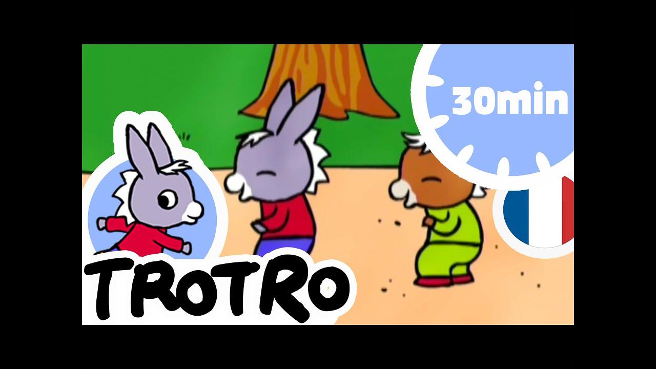 Dessin Anime De Trotro->Dessin Animé De Trotro ~ Papier avec Trotro French Cartoon