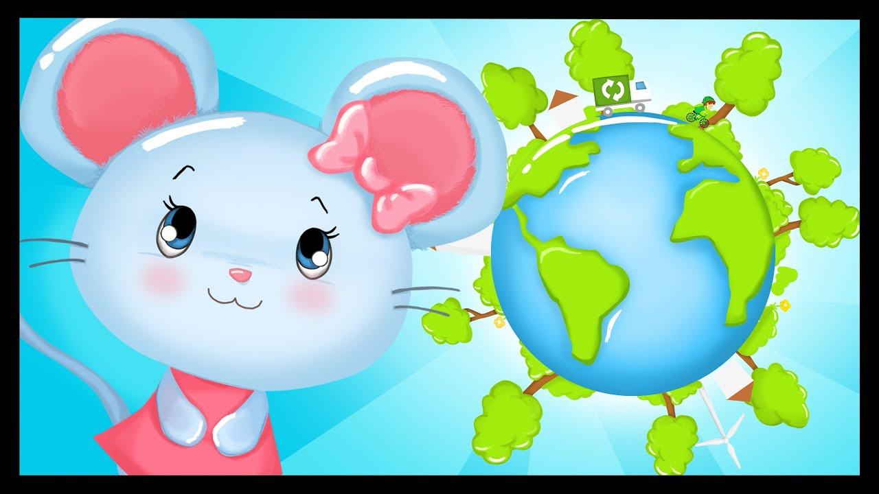 Dessin Animé - Titounis- Ecologie Et Environnement - destiné Coloriage Dessin Animé