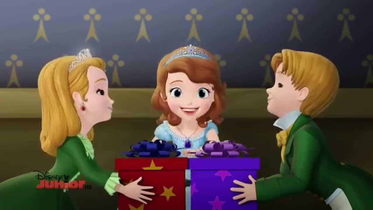 Dessin Animé - Walt Disney dedans Dessin Animé Princesse Sofia