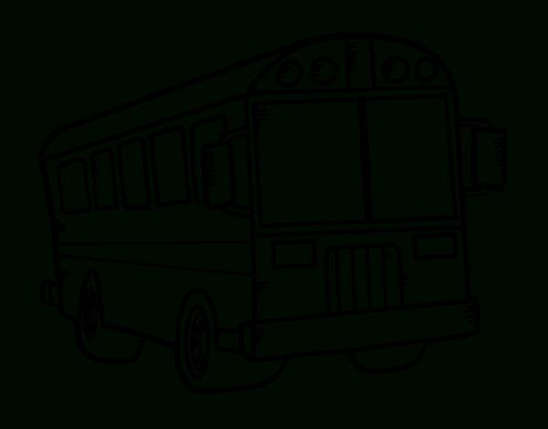 Dessin Bus Anglais destiné Dessin Bus Anglais