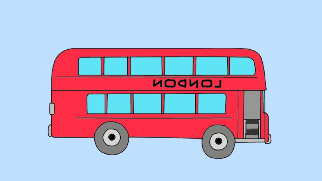 Dessin Bus Inspirant Galerie Ment Dessiner Un Bus Anglais serapportantà Dessin Bus Anglais