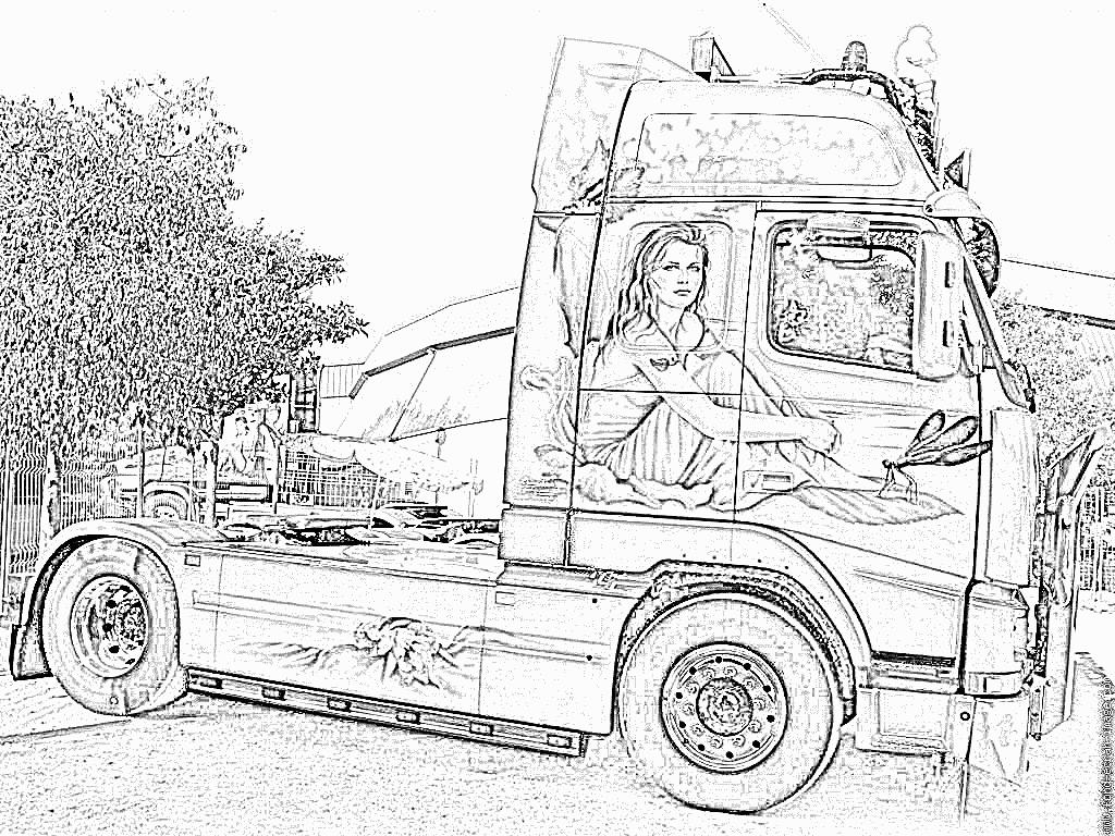 Dessin Camion Militaire Imprimer Gratuit encequiconcerne Coloriage Camion A Imprimer
