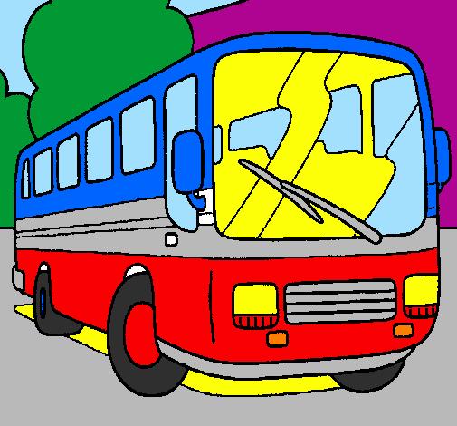 Dessin De Bus Colorie Par Membre Non Inscrit Le 11 De encequiconcerne Dessin Bus Anglais