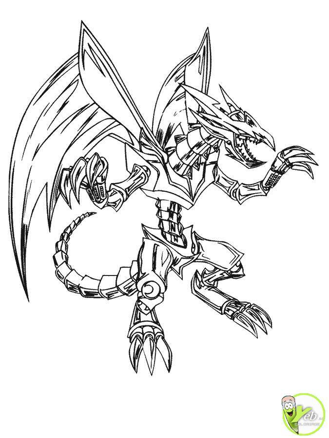 Dessin De Coloriage Dragon À Imprimer - Cp10273 avec Coloriage Dragon