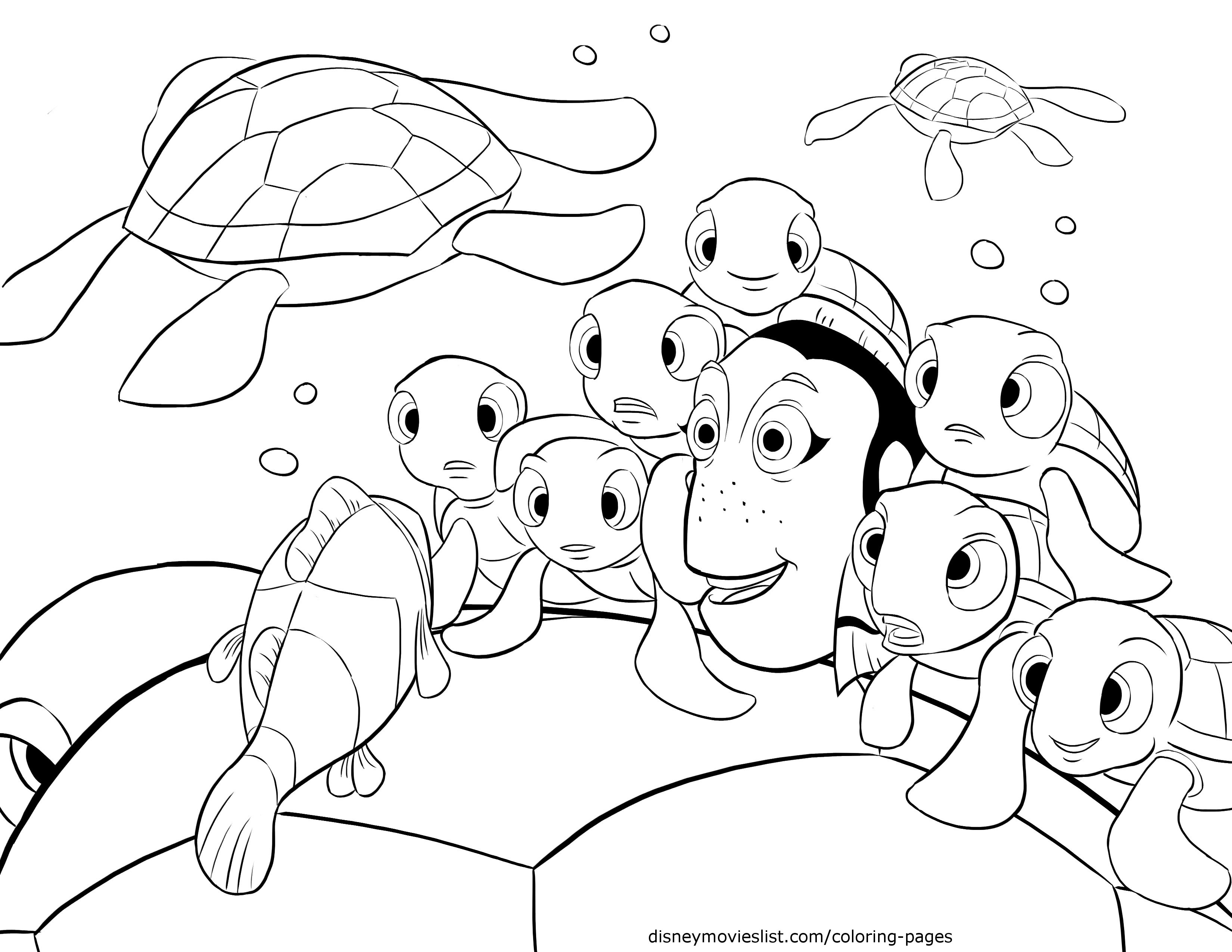 Dessin De Coloriage Nemo À Imprimer - Cp19215 serapportantà Coloriage Nemo A Imprimer Gratuit