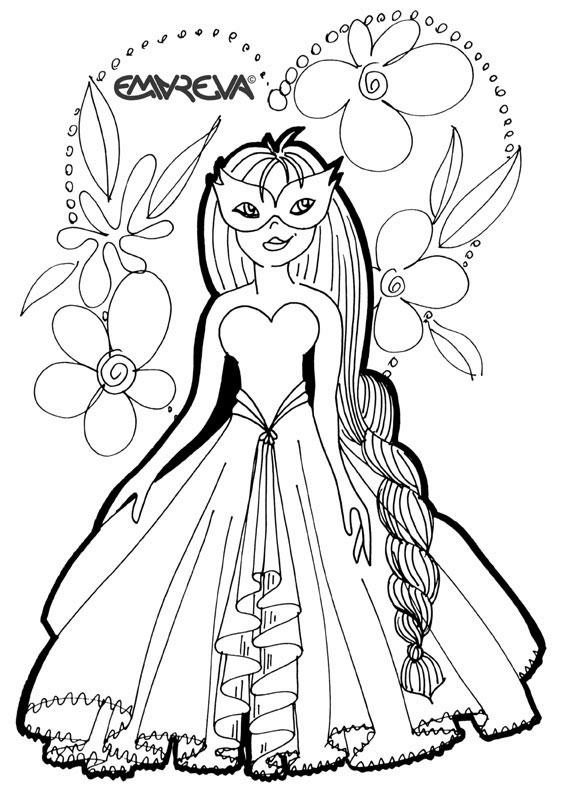 Dessin De Coloriage Princesse À Imprimer - Cp22478 serapportantà Coloriage De Princesse À Imprimer Gratuit
