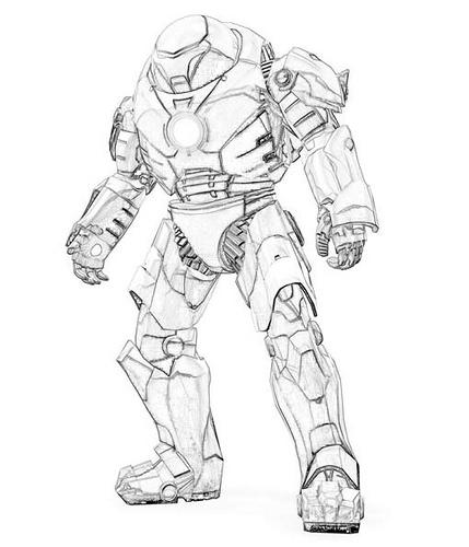 Dessin De Iron Man 3 A Imprimer (6) dedans Dessin A Colorier Gratuit Iron Man
