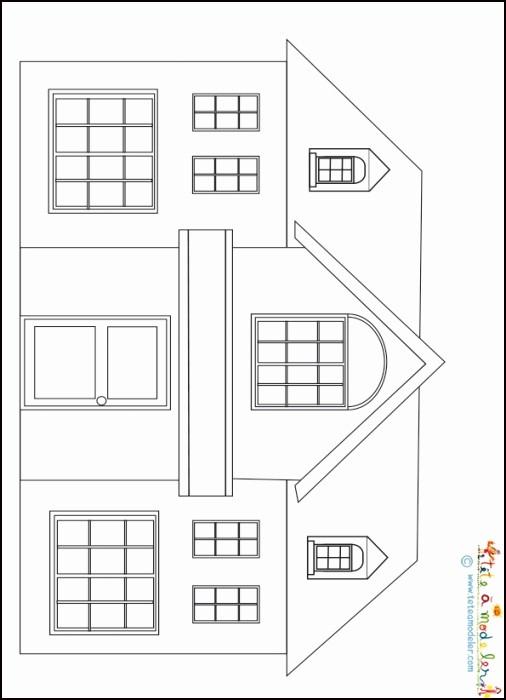 Dessin De Maison Facile Excellent Maison En Perspective intérieur Dessin De Maison Facile