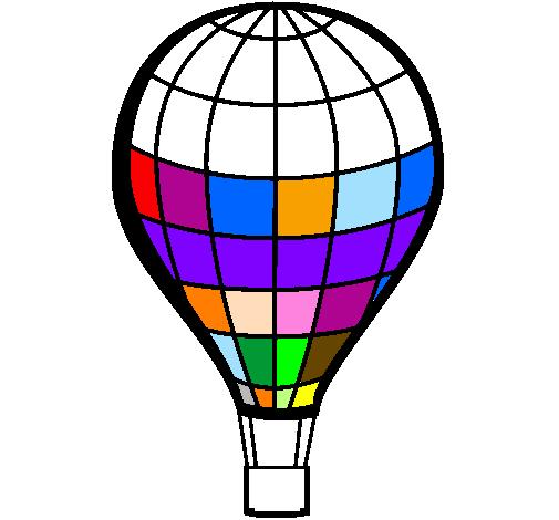 Dessin De Montgolfière Colorie Par Membre Non Inscrit Le intérieur Dessin De Montgolfière