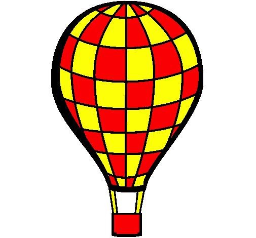 Dessin De Montgolfière Colorie Par Membre Non Inscrit Le pour Dessin De Montgolfière