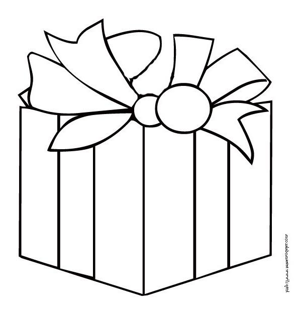 Dessin De Noel Simple Inspirant Photos Coloriage Cadeau pour Dessin Cadeau De Noel