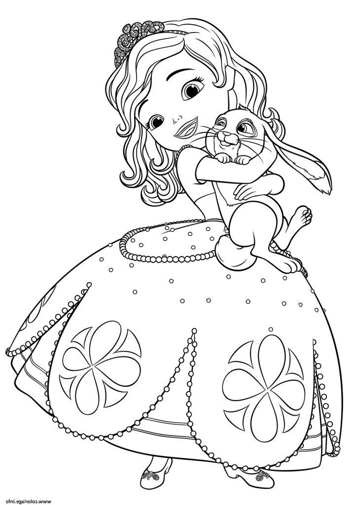 Dessin De Princesse Sofia Élégant Photographie Coloriage tout Dessin Animé Princesse Sofia