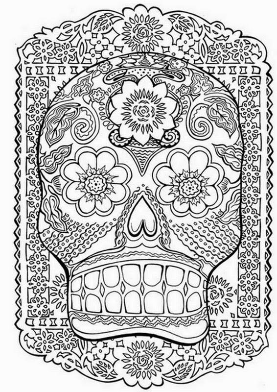 Dessin Difficile A Colorier A Imprimer intérieur Coloriage Mandala Adulte
