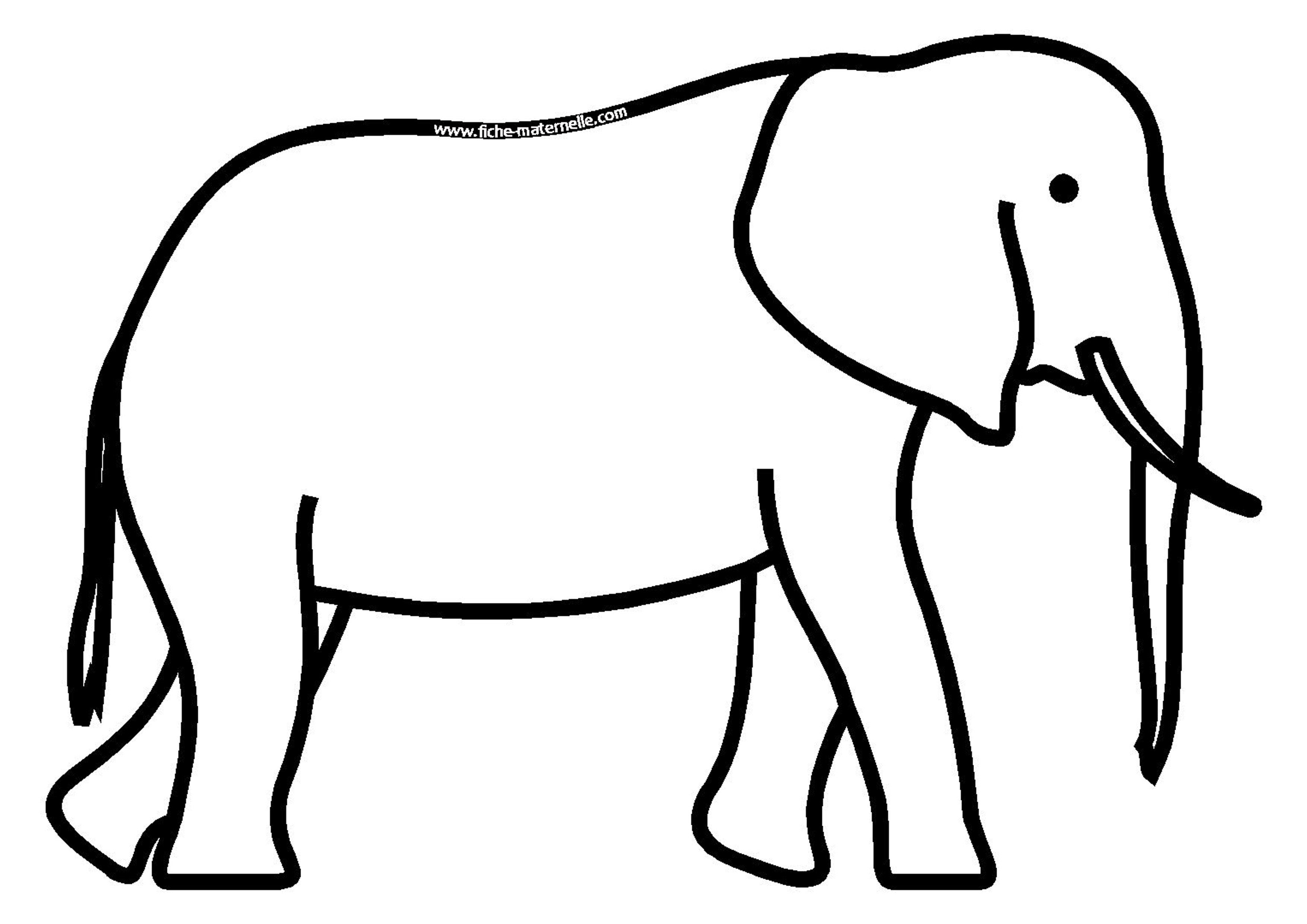 Dessin Elephant - Clipart Best à Dessin Animaux Elephant De Cirque