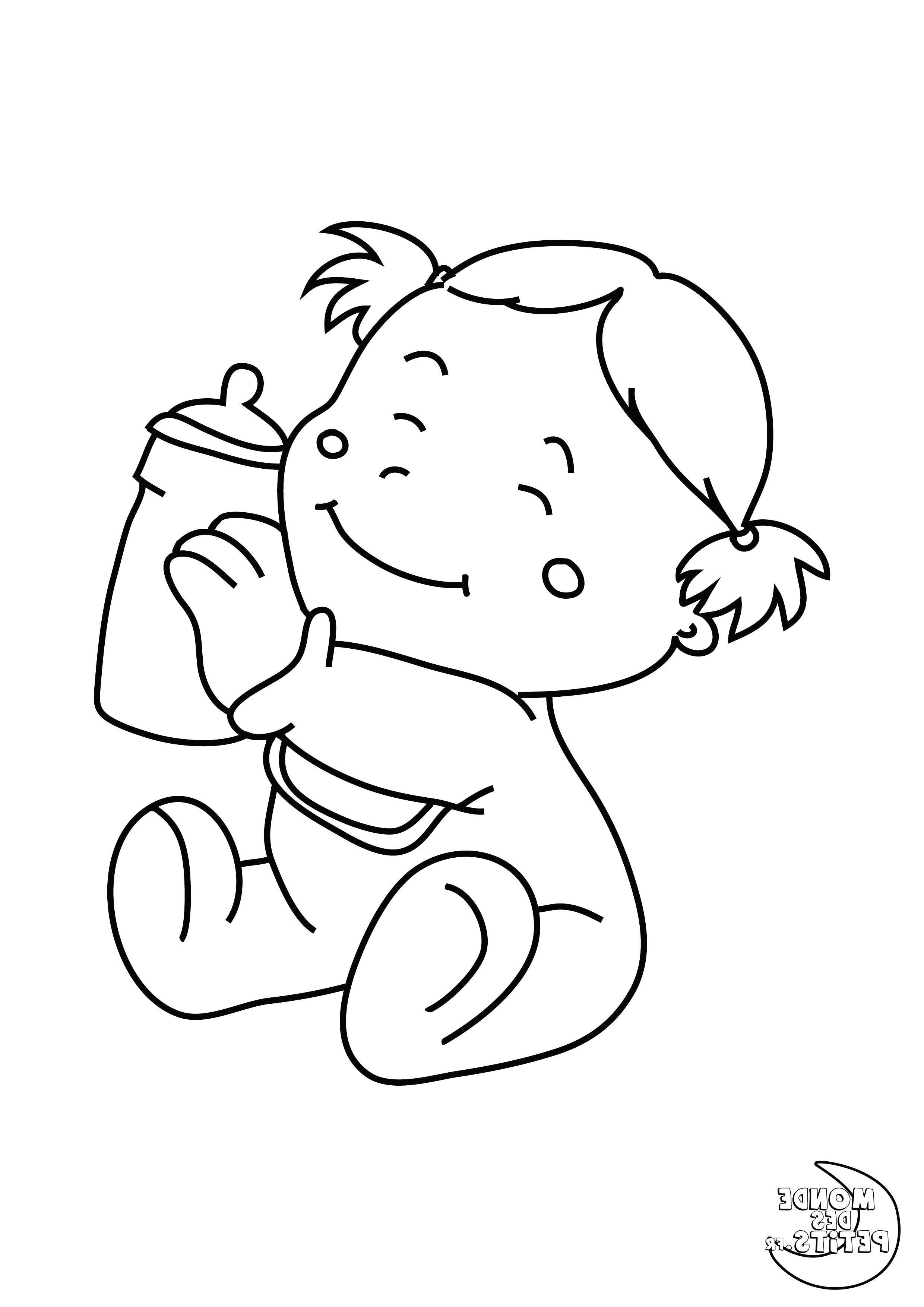 Dessin Facile Faire Avec Tutorial Comment Dessiner Un Oeil à Coloriage De Petite Fille À Imprimer