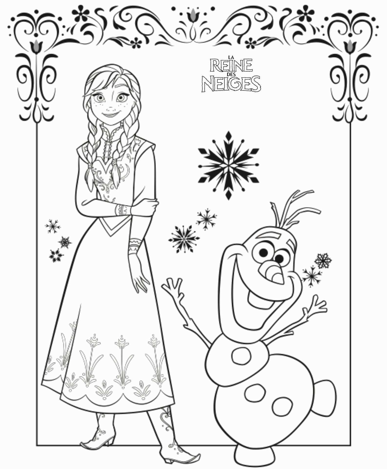 Dessin Minnie Facile Le Meilleur De Coloriage Disney Reine serapportantà Dessin Minnie Facile