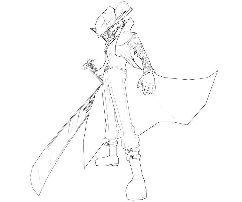 Dessin One Piece A Colorier avec Coloriage One Piece Luffy