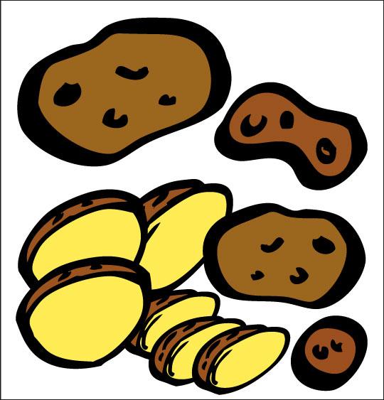 Dessin Pommes De Terre Dessin Comptine La Soupe À La pour Dessin Pomme De Terre