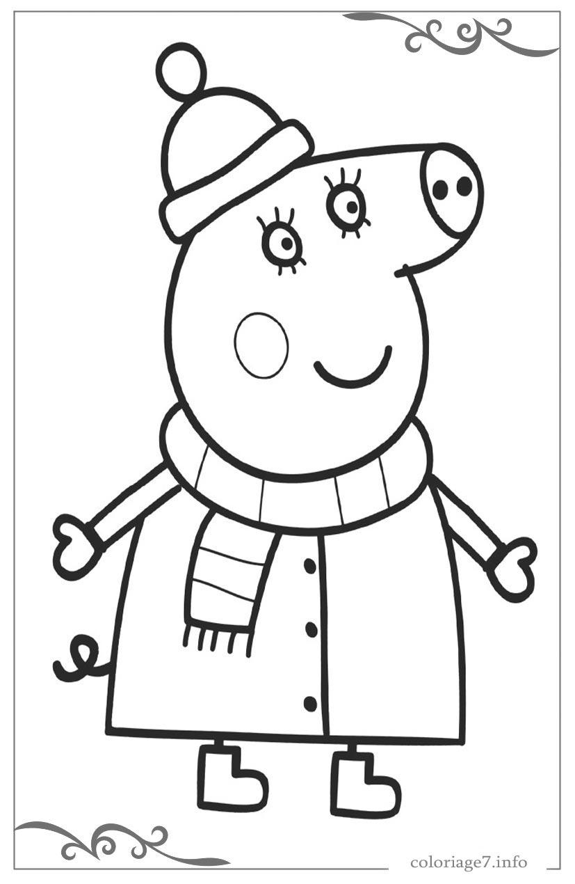 Dessin Pour Enfant A Imprimer - Le Pilier avec Coloriage Enfant Gratuit