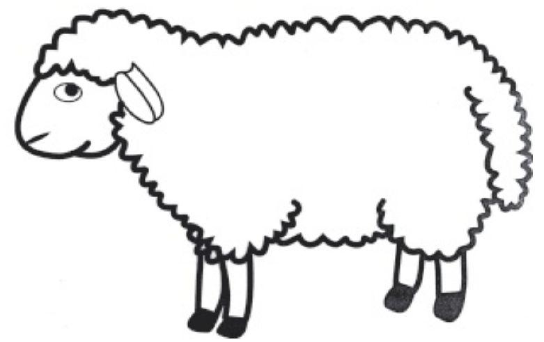 Dessin Shaun Le Mouton intérieur Dessin De Brebis