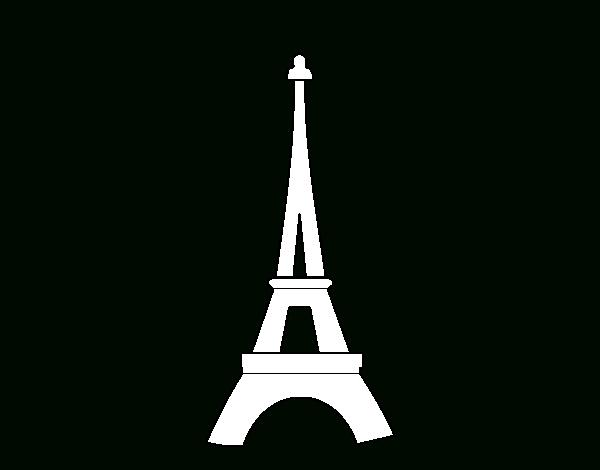 Dessin Tour Eiffel Maternelle intérieur Dessiner La Tour Eiffel